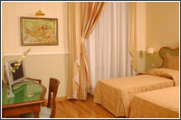 Hotels Rome, Triple room